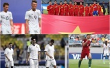 Sau lượt đấu đầu tiên vòng bảng World Cup U20: Châu Âu mất mặt; Việt Nam làm nên lịch sử