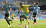 Vùng dậy muộn màng, U20 Nam Phi ngẩng cao đầu rời giải