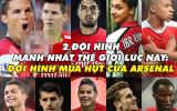 Ảnh chế: Fan M.U chi 880 củ mua Ronaldo; Siêu đội hình Pháo thủ đại chiến Quỷ đỏ