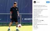 Paulinho vừa tới, Messi lập tức văng tục