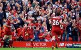 Mane tinh quái giúp Liverpool nhọc nhằn vượt ải Crystal Palace