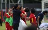 Đánh gục Myanmar, ĐT nữ Việt Nam vững bước trên hành trình 'săn' vàng SEA Games