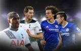 Đội hình kết hợp Tottenham vs Chelsea: Sắc xanh lép vế