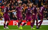 Đội hình tiêu biểu vòng 5 NHA: Thành Manchester thăng hoa rực rỡ