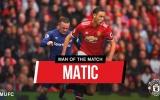 Đây, lý do Matic giá 40 triệu bảng còn rẻ chán!