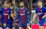 Hé lộ 3 cái tên tiếp theo trong kế hoạch gia hạn của Barcelona