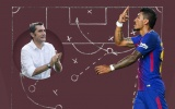 Paulinho liệu có phải Cesc Fabregas mới của Valverde?