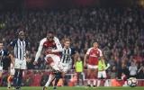 Lacazette lập cú đúp, Arsenal đã tiệm cận top 4