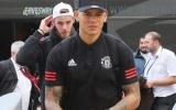 Đón loạt viện binh trở lại, Man Utd lên đường chiến Benfica