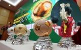 Quả bóng Vàng Việt Nam 2017: Công Phượng, Xuân Trường gặp khó trước những đối thủ nặng ký