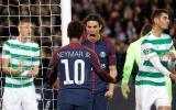 PSG thách thức cả châu Âu bằng màn 'tra tấn' Celtic