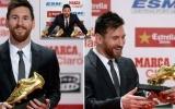 Điểm tin chiều 25/11: Messi lấp lửng về tương lai, Ozil rời Arsenal