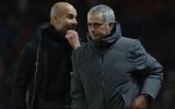 Pep Guardiola lại 'xéo xắt' Jose Mourinho