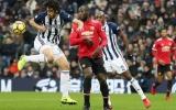 5 điểm nhấn West Brom 1-2 Man Utd: Lukaku chỉ biết 'hành gà'