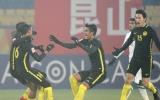 'U23 Malaysia đã dạy cho Thái Lan cách thành công'