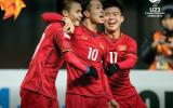 U23 Việt Nam quả cảm, ghi danh vào vòng 4 đội mạnh chất châu lục