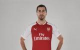 CHÍNH THỨC: Henrikh Mkhitaryan gia nhập Arsenal