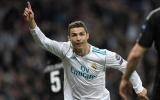 Ronaldo lập cú đúp, nhấn chìm PSG tại thánh địa Bernabeu