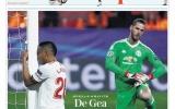 Báo Anh: Ơn giời, người hùng De Gea