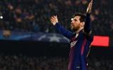 Biến Courtois thành trò hề, 'Thánh Messi' đưa Barca vào tứ kết