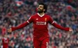'Đừng so sánh Salah với Lionel Messi'
