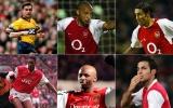 10 bản hợp đồng thành công nhất của HLV Wenger
