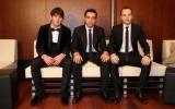 Tạp chí trao QBV: 'Tha thứ cho chúng tôi, Iniesta!'