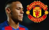 NÓNG: Man Utd tung độc chiêu, Neymar lung lay
