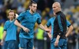 Gần tới giờ G, Zidane ra quyết định bất ngờ về Bale