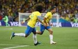 Lập siêu phẩm, Coutinho vẫn không thể đưa Brazil đến chiến thắng