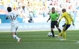 TRỰC TIẾP Thụy Điển 1-0 Hàn Quốc: Thụy Điển vượt lên (H2)
