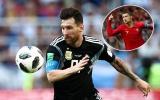 Không phải Maradona, Messi đang phải chạy theo cái bóng của Ronaldo?