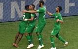 Hai bàn thắng phút bù giờ, Saudi Arabia lội ngược dòng kịch tính trước Ai Cập
