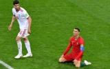 TRỰC TIẾP Iran 0-1 Bồ Đào Nha: Ronaldo đá hỏng 11m (H2)