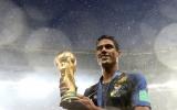Raphael Varane: 'Món quà' vô giá Zidane dành tặng cho Real và nước Pháp