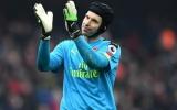 XONG! Rõ vụ Petr Cech về Chelsea thay Courtois