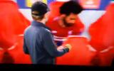Salah phản ứng SỐC khi Firmino ghi bàn kết liễu PSG