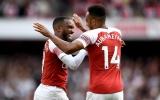 5 điểm nhấn Arsenal 2-0 Everton: Không VAR, Pháo thủ được cứu, Song sát thành hình