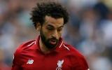 Sốc: Bàn thắng của Salah không thắng nổi giải thưởng tháng tại NHA