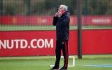 Mourinho lí giải về đội hình đầy rủi ro trước Chelsea