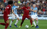 TRỰC TIẾP Huddersfield 0-1 Liverpool: Salah nổ súng (H1)