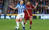 TRỰC TIẾP Huddersfield 0-1 Liverpool: Chủ nhà vùng lên (H2)
