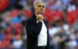 Vì sao Mourinho quyết không thay người ở trận gặp Juventus?