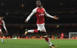 Eddie Nketiah: Cánh chim lạ sắp ra mắt Arsenal là ai?
