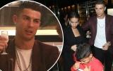 Hỏi cưới Georgina và 'mưu kế thâm sâu' của Ronaldo