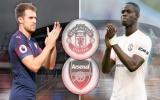 Kịch bản chuyển nhượng nào sẽ đến với Arsenal trong phiên chợ Đông?