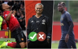 Ai thắng, ai thua khi Man Utd sa thải Jose Mourinho?