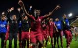 Trung vệ sút phạt 'thần sầu', Qatar loại đội bóng từng thắng Việt Nam