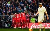 Địa chấn tại Bernabeu, 'hàng xóm' của Barca quật ngã Real Madrid