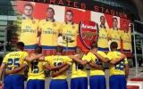 Tản mạn Arsenal - Ramsey: Vậy là bắc London đã sạch bóng 'trục Anh quốc'